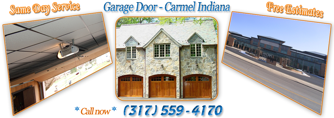 carmel-garage-door-repair-service
